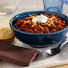 Thick and Beefy Skillet Chili