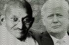 Who Said It: Trump or Gandhi?