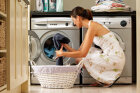 How does design affect a washer's energy efficiency?