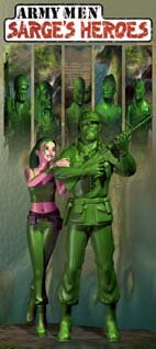 Sarge's Heroes, one of the games in the Army Men series