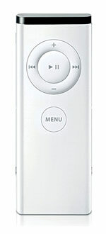 Users can control Apple TV using a remote.