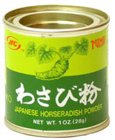 Canned Wasabi