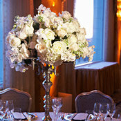A little flexibility is essential when it comes to planning wedding flowers.