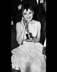 Audrey Hepburn was loyal to Givenchy throughout her career.