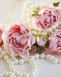Pearls match virtually any wedding gown.