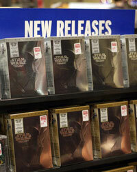 The Star Wars trilogy was re-released in theaters and later in DVD box sets, earning new fans and big bucks for the franchise.