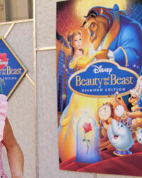 """Disney often re-releases new versions of their films, like this Diamond Edition of the """"Beauty and the Beast"""" DVD."""