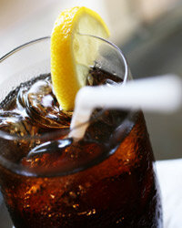 You can't have a rum and cola without the cola.