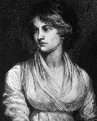 "Mary Wollstonecraft was a groundbreaking feminist and mother of ""Frankenstein"" author, Mary Shelly."