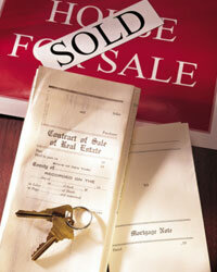 Be sure to research the title of a home before bidding so you'll know about any outstanding expenses.