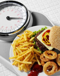 Today's super-sized portions don't help any man's waistline. Following portion-control guidelines can help you eat less and lose weight.