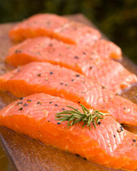 Experts consider salmon a superfood. Are you eating enough oily fish?
