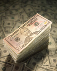 If you don't have stacks of money, don't lie and say you do -- it will only get you in trouble.