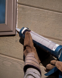 Forgot to caulk your windows this winter? No problem -- just add it to your to-do list for spring.