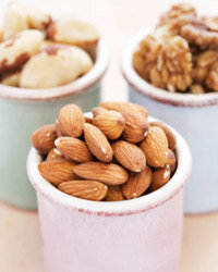 A variety of toasted nuts adds savory warmth to your holiday baking recipes.
