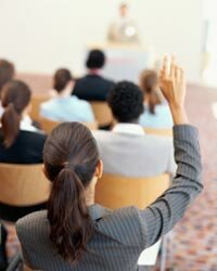 You can ask important questions and get great tips at first-time home buyer seminars, and they're often free, too.