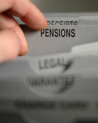 Traditional pension plans have all but disappeared among employment benefits packages. These days, saving for retirement is more on the shoulders of the employee.