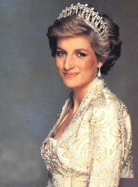 Princess Diana dropped out of school at 16.