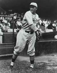 Jesse Haines of St. Louis no-hit the Braves on July 17, 1924.