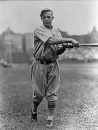 Jim Bottomley's hitting brought the Cardinals to the World Series during the 1926 baseball season.