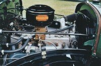 The Dodge Power Wagon boasted a 230-cubic-inch L-head six that provided 94 horsepower.