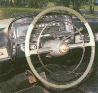 The Cadillac dash was just as stylish as the exterior of the Die Valkyrie.