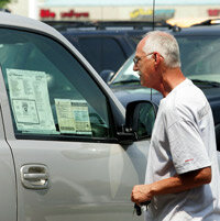 The fuel economy ratings system has changed since this man went shopping for a Chevy.