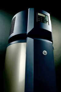 The GeoSpring hybrid water heater promises to save customers a lot of energy.