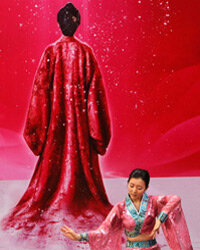 """A performer auditions for a role in a Chinese television series based on the classic novel """"Dream of the Red Chamber."""""""