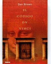 "The Spanish cover for Dan Brown's blockbuster novel ""The Da Vinci Code."""