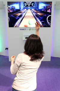 The Kinect is probably the most recognizable 3-D gesture system on the consumer market right now, but many more products will be joining it soon.