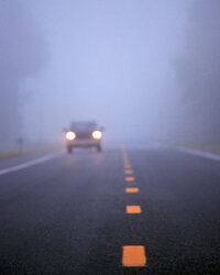Diving sensibly in foggy conditions could save your life.