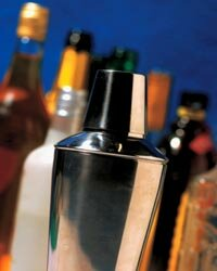 If investing in several full-sized bottles of liquor for your mixologists is out of your party budget -- or you simply don't want to keep a lot of liquor in your home -- buy mini bottles.