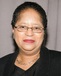 "Physicist Shirley Ann Jackson, once described as ""a national treasure"""