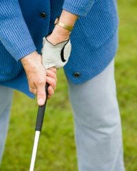 Focusing on your golf grip can greatly improve the quality of your swing.
