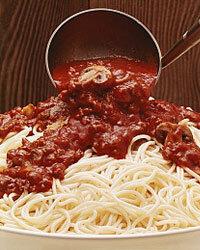 Pasta is the quintessential Italian food.