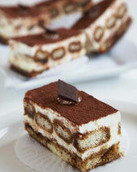 Tiramisu will please even the most finicky guest's sweet tooth!