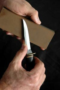 Sharpened knives can save you prep time and keep your hands safe while you prepare your food.