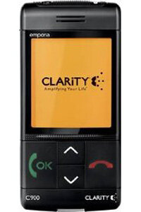 The Clarity phone from Plantronics was designed with senior citizens in mind.