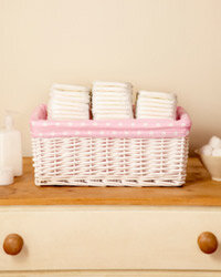 Make sure you clean cloth diapers thoroughly.