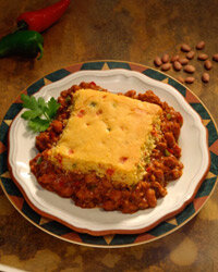 Do you like your cornbread sweet or spicy?