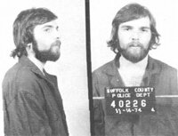 Ronald DeFeo, at the time of his arraignment