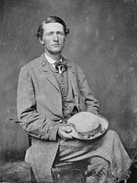 Confederate Colonel John Mosby is known as the most successful Ranger leader in the Civil War.