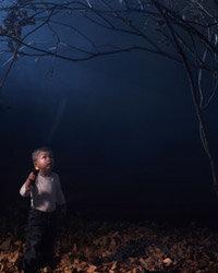Flashlight scavenger hunts add a twist to the fun.