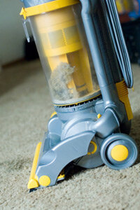 Because bagless vacuums collect dust and debris in a removable cup rather than a bag, you can see what's coming off your floor as you clean.