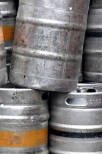 Kegs are durable, portable, and ready for any occasion.