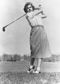 Betsy Rawls didn't hit the ball long off the tee but was more than accurate with her irons. See more pictures of the best golfers.