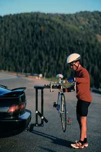 The type of vehicle you drive is a major factor in choosing a bike rack.