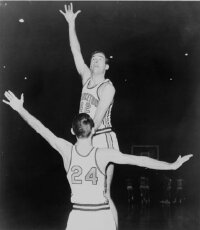 At Princeton in 1965, Bradley set a Final Four record with 58 points in a game. See more pictures of basketball.