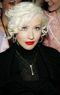 Booking agents for music artists like Christina Aguilera typically earn a percentage from each performance.
